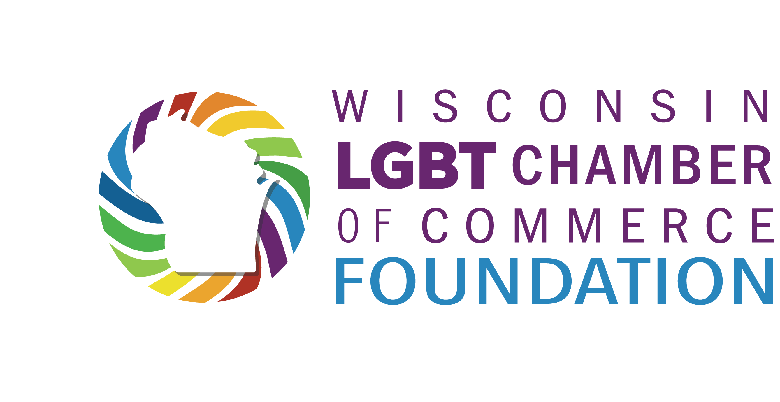 WI LGBT Chamber Foundation Logo Horizontal